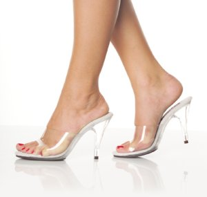 Caress-401 Shoes *NEW* NEW!! 4 inch stiletto heel slip on shoes. Color as shown. Sizes: 5-10.