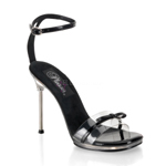 Chic-25 Shoes *NEW* NEW!! 4 1/2 inch stiletto heel with 1/4 inch platform shoes with clear top 